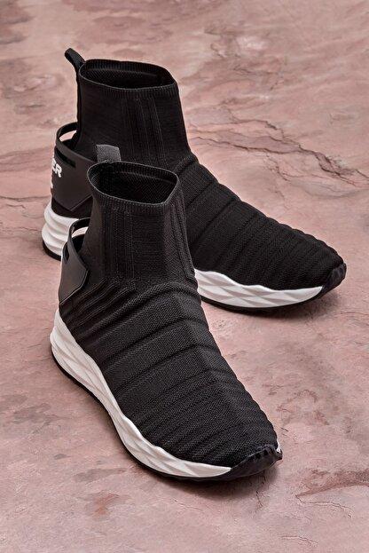 https www trendyol com elle shoes aldon siyah erkek bot p 32278981