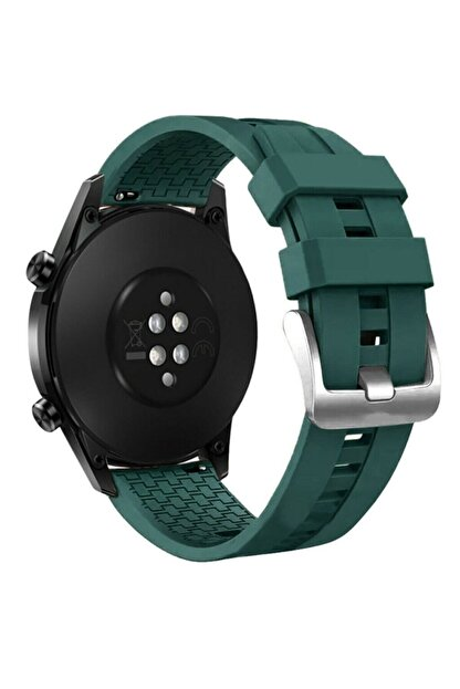 Ekoodukkan Huawei Gt 2 - Honor Magic Watch 2 46mm Akıllı Saat Silikon Kordon