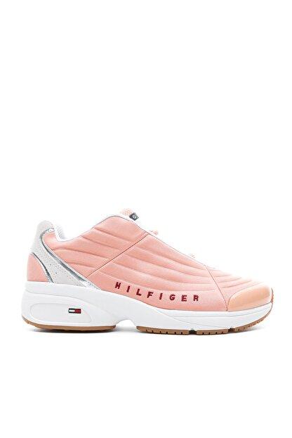 Tommy Hilfiger Heritage Kadın Pembe Spor Ayakkabı EN0EN00662