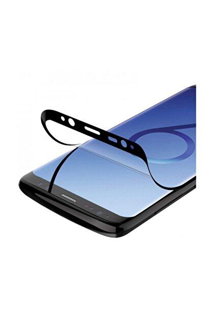 Telefon Aksesuarları İphone 6 - 6S Kavisli Esnek Nano Zengin Çarşım Ekran Koruyucu Siyah
