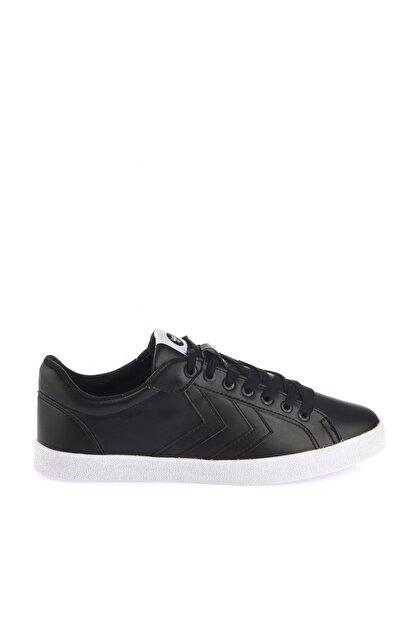 HUMMEL Deuce Court Tonal Unisex Siyah Ayakkabı