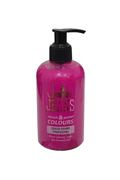 Jamaican Jean's Şeker Pembe Krem Boya 250 ml 542