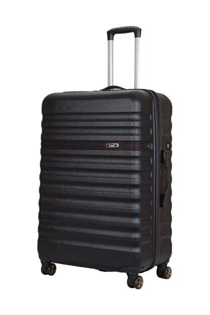 Baggaj Unisex  Abs Yerli Valiz V304 75 cm