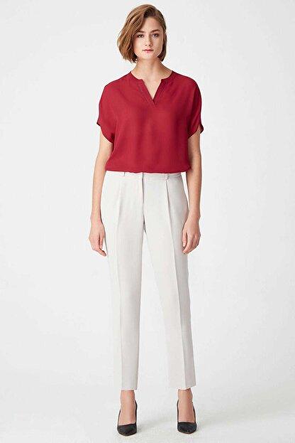 Naramaxx Kadın Bej Pantolon