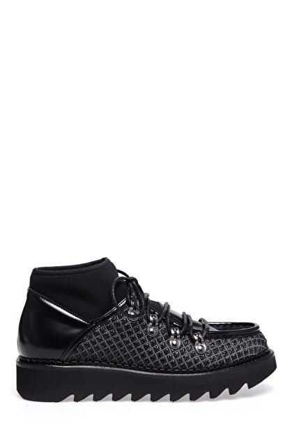 ALBERTO GUARDIANI Kadın Siyah Sneaker