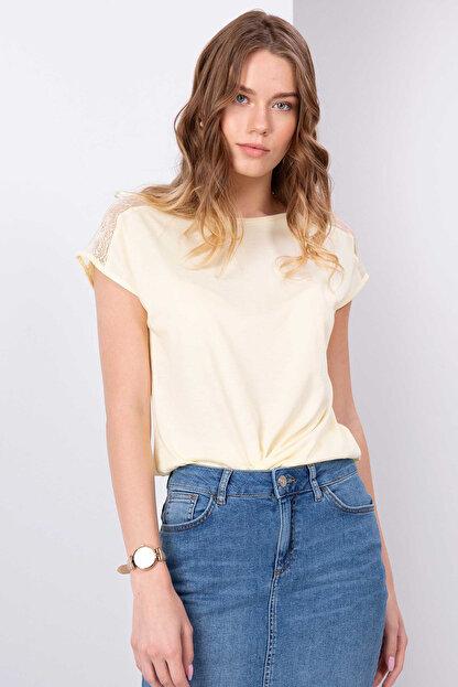 Pierre Cardin Kadın T-Shirt G022SZ011.000.761780