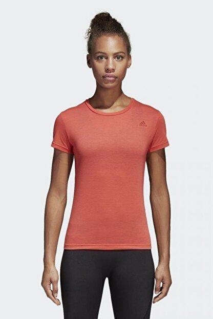 adidas FREELIFT PRIME Turuncu Kadın T-Shirt 100576201