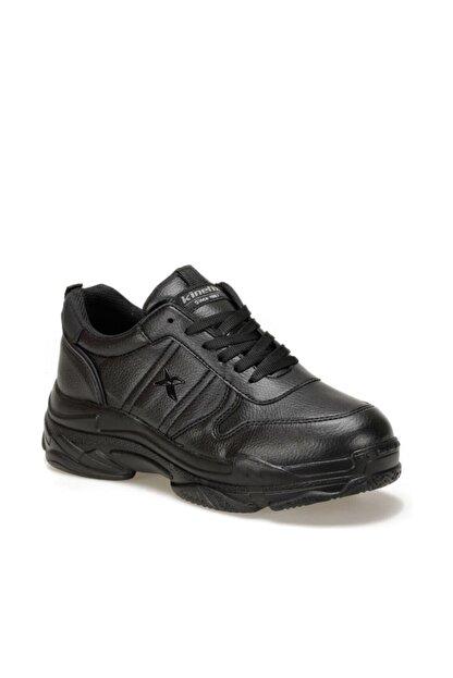 Kinetix CRIME 9PR Siyah Erkek Kalın Taban Sneaker Spor Ayakkabı 100418295