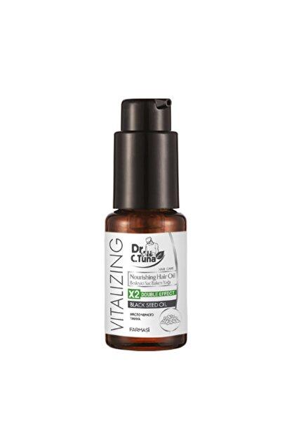 Farmasi Dr. C. Tuna Vitalizing Çörek Otu Saç Bakım Yağı 30 ml 8690131111465