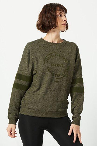 HUMMEL Kadın Sweatshirt - Hmlubery Sweat Shirt