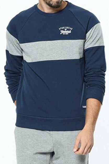 HUMMEL Erkek Sweatshirt - Hmlhagen Sweat Shirt