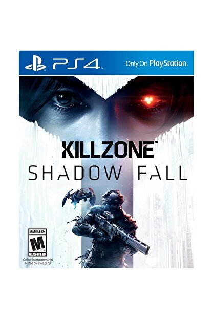 Guerrilla Killzone: Shadow Fall PS4 Oyun