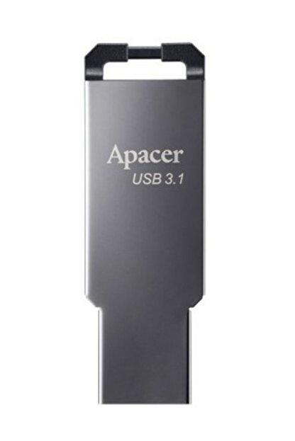 Apacer Ah360 64 gb Usb 3.1 Metal Kasa Usb Bellek Ap64gah360a-1