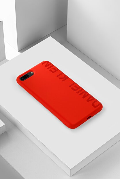 Daniel Klein Iphone 7 Plus / 8 Plus Lansman Silikon Telefon Kıl
