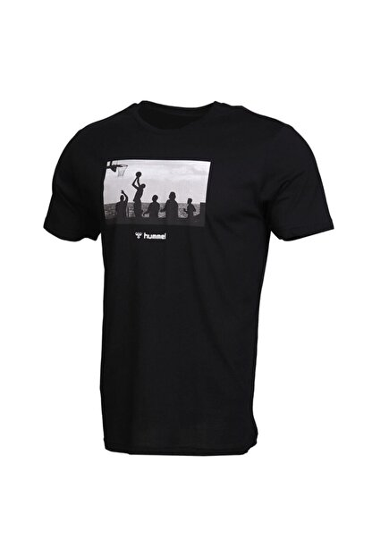 HUMMEL Alavı Kısa Kollu Tişört