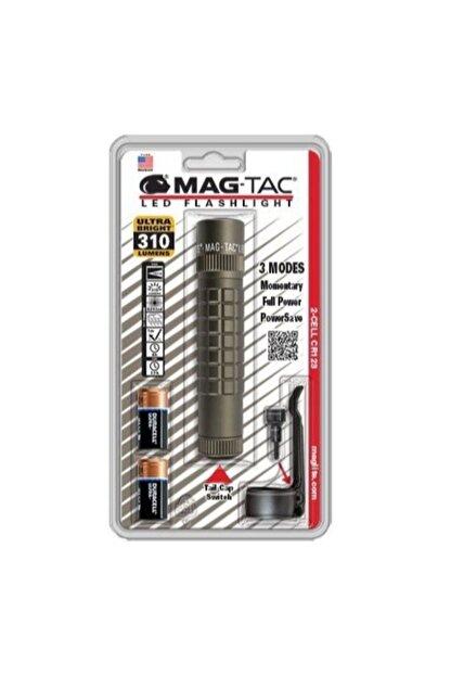 Maglite SG2LRF6Y Mag-Tac 2Cell CR123 LED Fener (Blisterli)