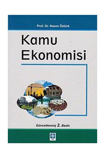 Tekin Yayınevi Kamu Ekonomisi Nazım Öztürk