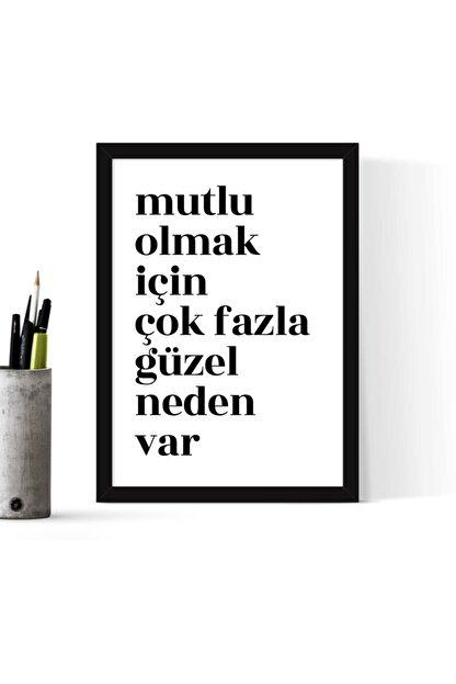 Bc Home Çerçeveli Tablo 24x33 cm