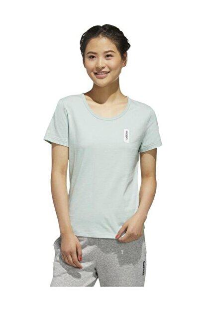 adidas W BB T Mint Kadın T-Shirt 101117957