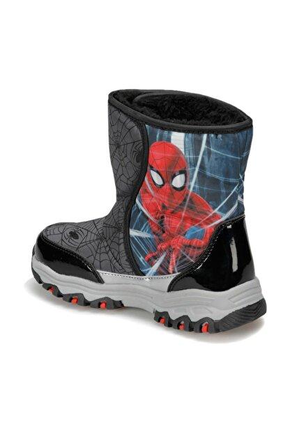 Spiderman 92.ALBAN.P Siyah Erkek Çocuk Kar Botu 100406201