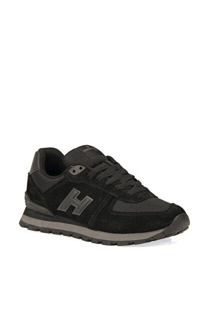 Hammer Jack Hakiki Deri Erkek Siyah-Füme Ayakkabı 101300 10219250M