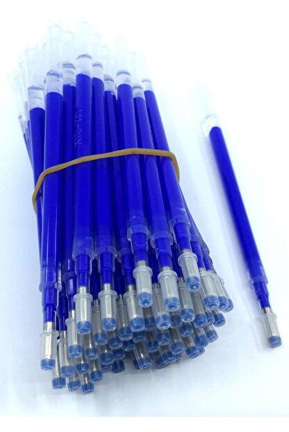 ekoset Isı Ve Ütü İle Uçan Kalem İçi Mavi 100 Adet