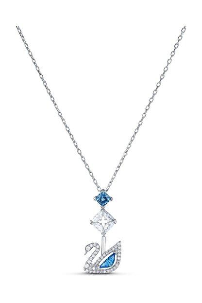 Swarovski Kolye Dazzling Swan-necklace Y Czfu-rhs Anni 5530625