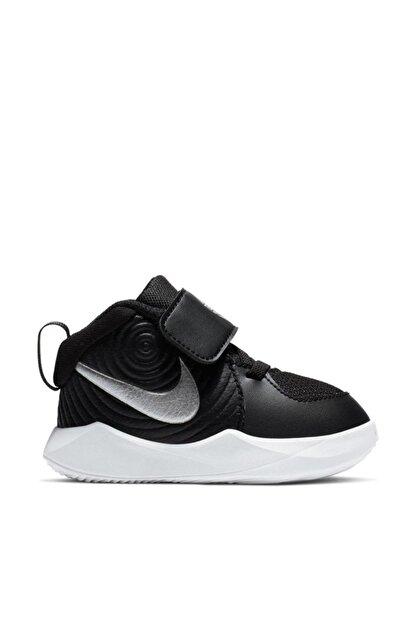 Nike Siyah Bebek Aq4226-001 Team Hustle Basket Ayakkabısı