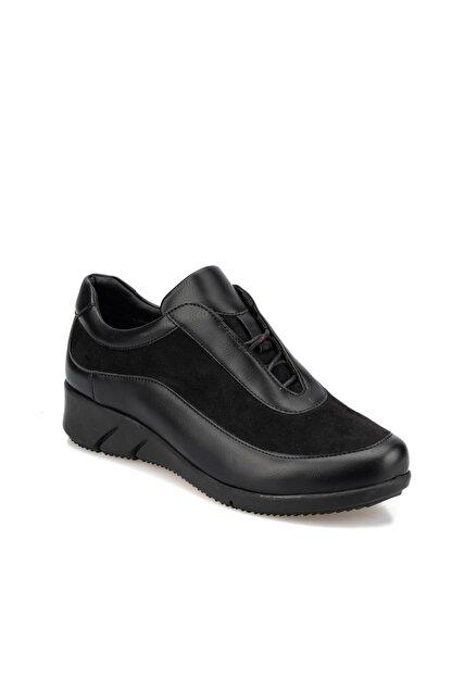 Polaris 92.151150.Z Siyah Kadın Sneaker Ayakkabı 100436966