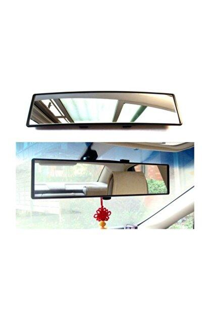 1 Geniş Açılı Kolay Montajlı Araç Dikiz Aynası Oto Ayna