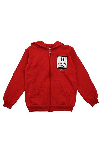 E.R.D Kids Kırmızı Kız Çocuk Sweatshirt