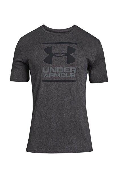 Under Armour Erkek Spor T-Shirt - UA GL Foundation SS T - 1326849-019
