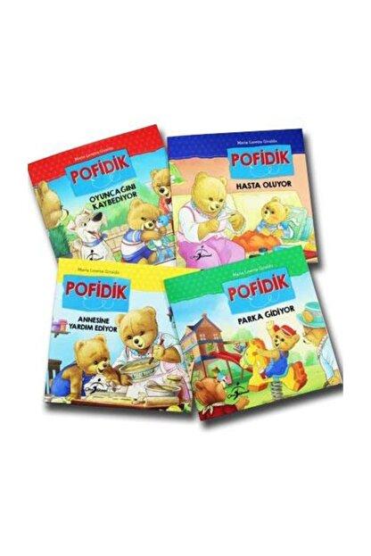Çocuk Gezegeni Pofidik Hikaye Seti 4 Kitap 128 Sayfa