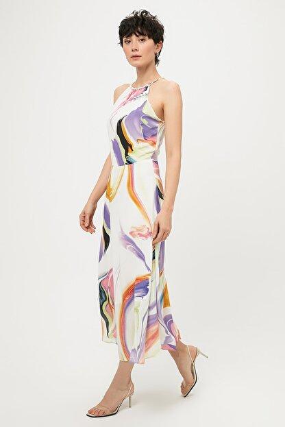 İpekyol Kadın Ekru Elbise IS1190002664