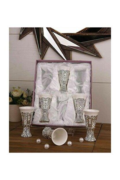 Zücev Zemzem Bardağı Gümüş