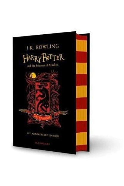 Bloomsbury Yayınları Harry Potter And The Prisoner Of Azkaban - Gryffindor Edition - J. K. Rowling