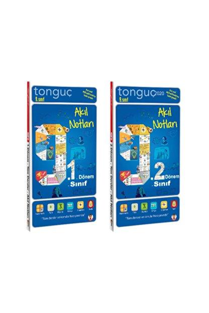 Tonguç Akademi 9. Sınıf 9.1 Ve 9.2 Dönem Akıl Notları Seti Cep Boy 2 Kitap
