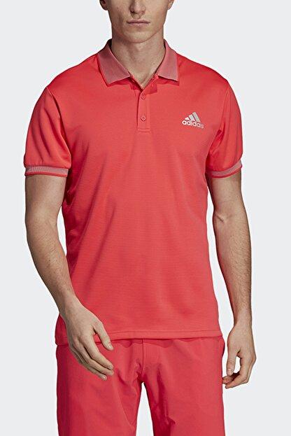 adidas Erkek T-Shirt  -  Club Solid   - DX1805