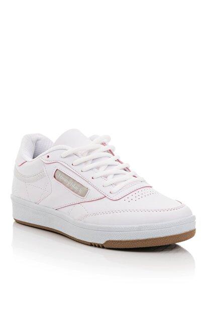 Tonny Black Beyaz Fuşya Unisex Sneaker TB107-0