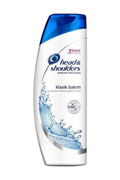 Head And Shoulders Klasik Bakım Şampuan 90 ml