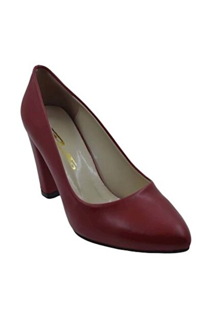 PUNTO 462003 Bayan Topuklu Ayakkabı -  - Kırmızı - 36