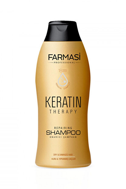 Farmasi Professional Keratin Therapy Onarıcı Şampuan-400ml