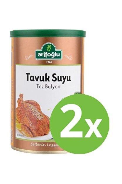 Arifoğlu Tavuk Suyu Toz Bulyon 250 gr  Tnk  (2 Adet)