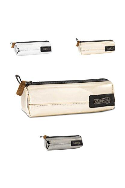 Kalemlig Klg-Mm03 Middle Mirror Tek Bölmeli Kalem Çantası 21X6X10 Cm Karışık Renklerde