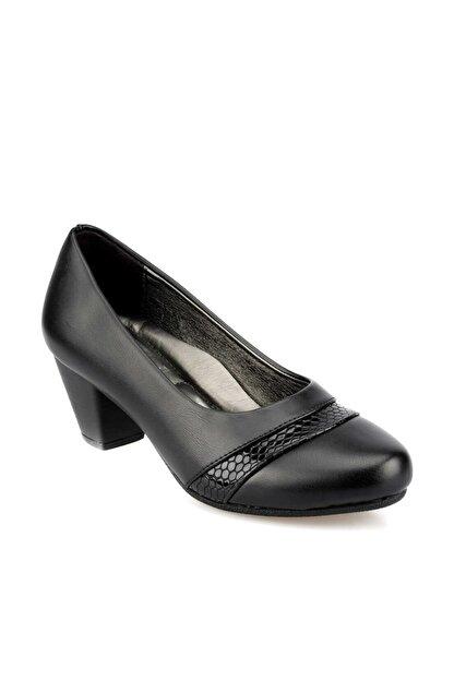 Polaris 92.158111.Z Siyah Kadın Gova Ayakkabı 100428766