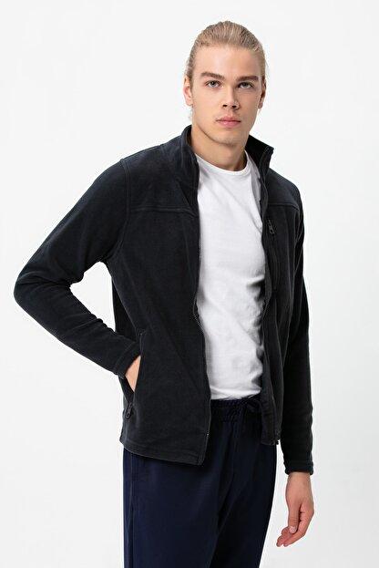 HUMMEL Erkek Sweatshirt - Hmlcanzio  Zip Jacke