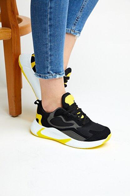 Tonny Black Unısex Spor Ayakkabı V2901