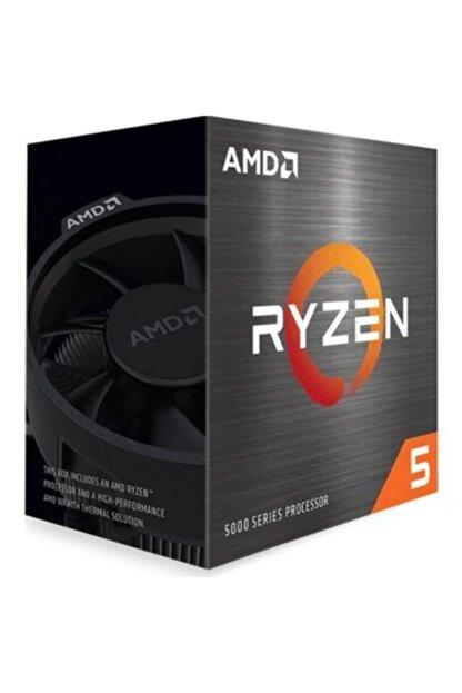 Amd Ryzen 5 5600x Mpk 3.7 Ghz (4.6 Ghz Max.) Soket Am4 100-100000065mpk