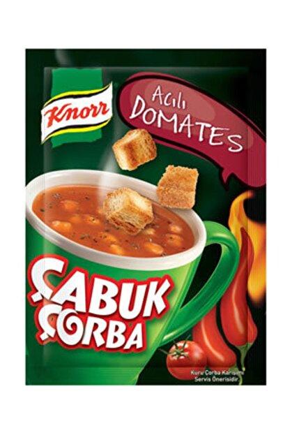 Knorr Knorr Çabuk Çorba Acılı Domates 22 G