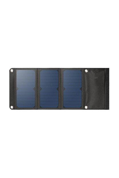Juo 21W 3 Panelli Güneş Enerjili Katlanabilir Solar Şarj Cihazı